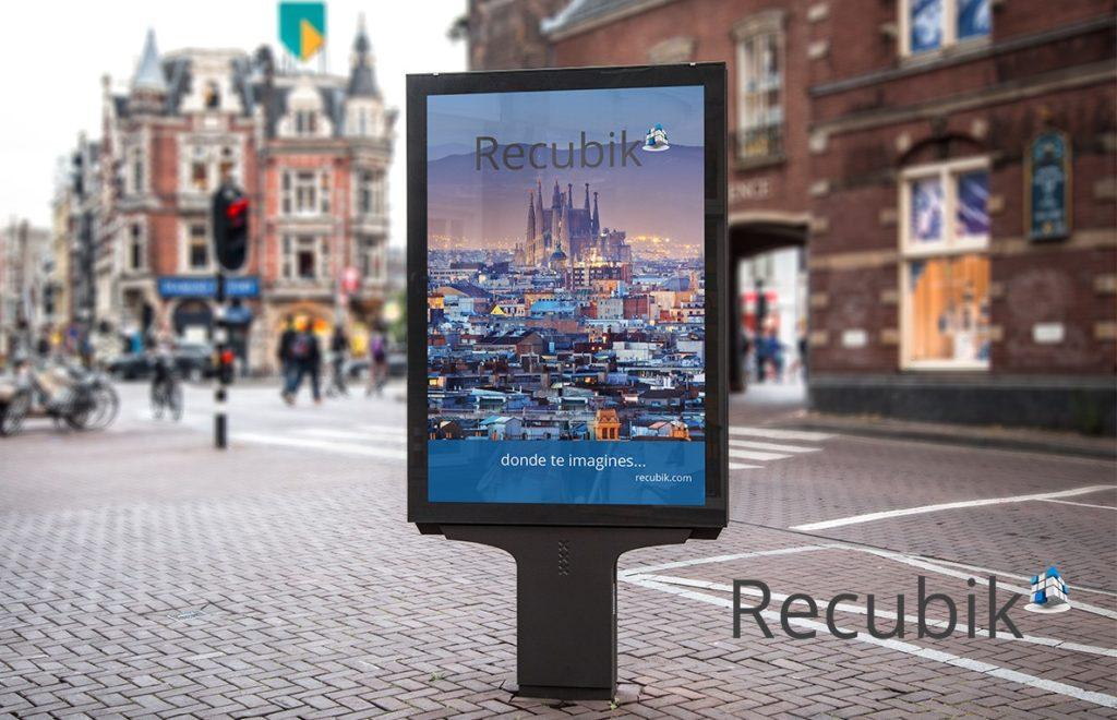 Digital Signage carteleria digital recubik
