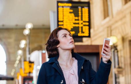 Como informar a tus clientes con la señalización digital