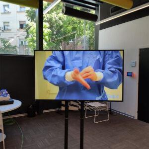 hospital-sant-pau-carteleria-digital