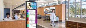 Beneficios de la cartelería digital para Hospitales o Clínicas