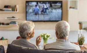 Cartelería digital en residencias de ancianos