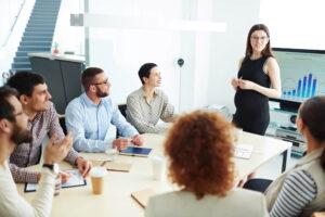 Consejos para involucrar a los empleados con la señalización digital