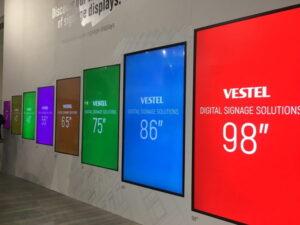 La señalización digital Refuerza la imagen de marca